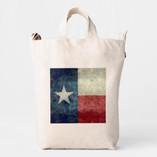 Bolso del pato de Baguu del vintage de la bandera Bolsa De Lona Duck