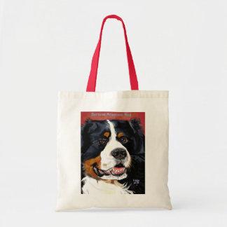 Bolso del perro de montaña de Bernese Bolsa Tela Barata
