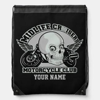 Bolso del personalizado de la bujía métrica de los mochilas