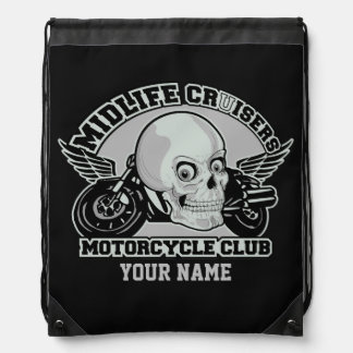 Bolso del personalizado de la bujía métrica de los mochila