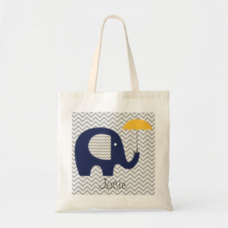 Bolso del personalizado del paraguas del amarillo bolsa tela barata