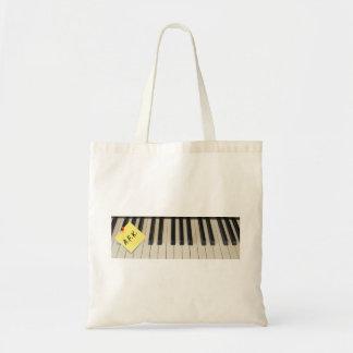 Bolso del piano AFK (lejos del teclado) - personal