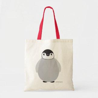 Bolso del pingüino bolsa tela barata