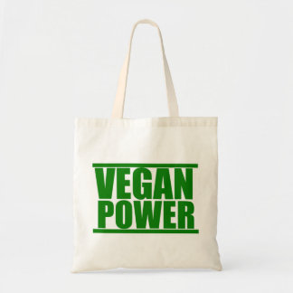 Bolso del poder del vegano bolsa tela barata