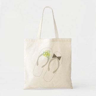 bolso del regalo de boda de los flips-flopes del v bolsas de mano