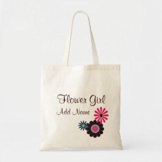 Bolso del regalo de Customizalbe del florista de l Bolsas De Mano