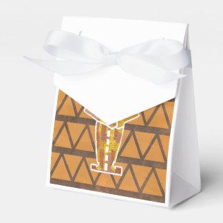 Bolso del regalo de la momia de la momia caja para regalos