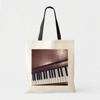 bolso del regalo de la música bolsas de mano