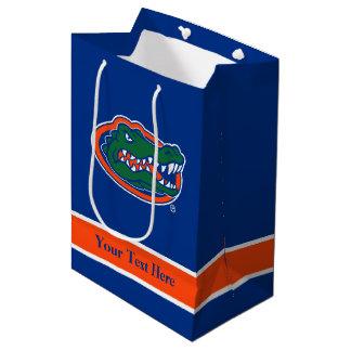 Bolso del regalo de los cocodrilos de la Florida - Bolsa De Regalo Mediana