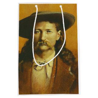 Bolso del regalo de Wild Bill Hickok Bolsa De Regalo Mediana