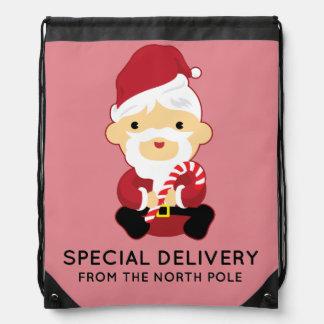 Bolso del regalo del amor de Santa Mochila