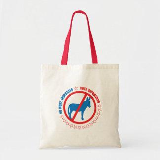 bolso del republicano del voto bolsa de mano