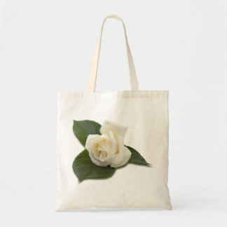 Bolso del rosa blanco