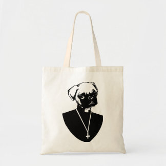 Bolso del sacerdote del barro amasado bolsa tela barata