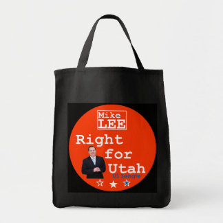 Bolso del senado 2010 de Utah de las HECES de Mike Bolsa Tela Para La Compra