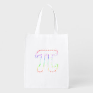 Bolso del símbolo del pi bolsa para la compra