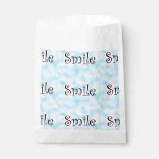bolso del Sonrisa-favor