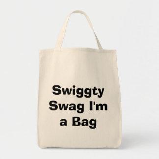 Bolso del Swag de Swiggity Bolsa Tela Para La Compra