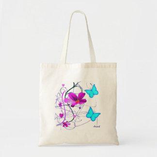 Bolso del tiempo de primavera bolsas de mano