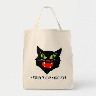 Bolso del truco o de la invitación del gato del zo bolsa