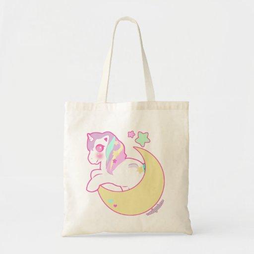 Bolso del unicornio de Kawaii Bolsa