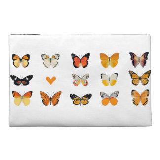 Bolso del viaje de las mariposas