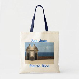 Bolso del viaje de Puerto Rico Bolsa