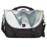Bolso del viajero de la canción de la ballena bolsas para portátil
