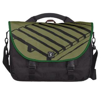 Bolso del viajero de la plataforma bolsas de portátil