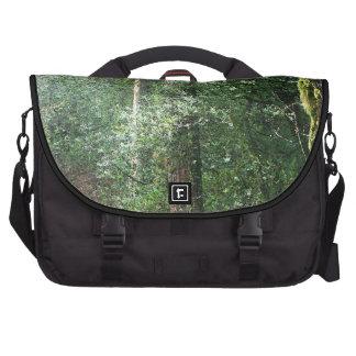 Bolso del viajero de la selva tropical bolsas de portátil