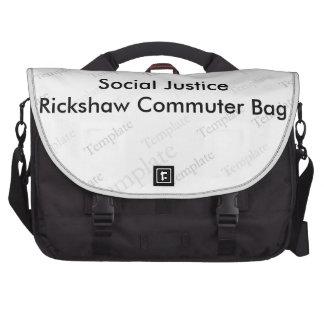 Bolso del viajero del carrito de la justicia bolsas para portátil