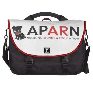 Bolso del viajero del carrito del logotipo de APAR Bolsas De Portátil