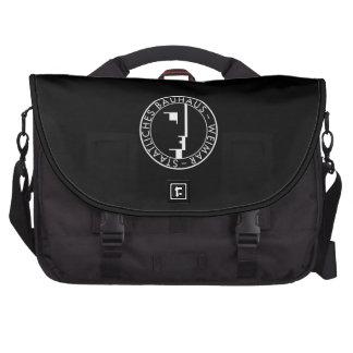 Bolso del viajero del logotipo del Bauhaus Bolsas Para Portatil