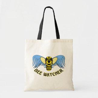 Bolso del vigilante de la abeja del ángel bolsa de mano