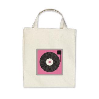 bolso del vinyle-ojo bolsas