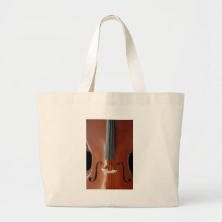 Bolso del violoncelo bolsa tela grande