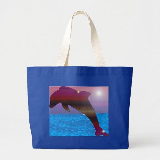 Bolso delfín bolsas