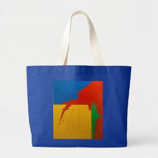 Bolso Derramamiento del color Bolsa