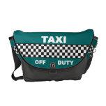 Bolso descarado del taxi bolsas de mensajeria
