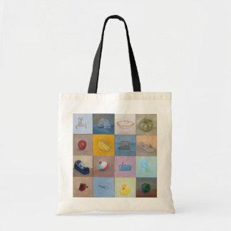 Bolso diario de los objetos bolsa tela barata