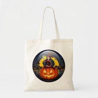 Bolso divertido de la invitación de Halloween Bolsas