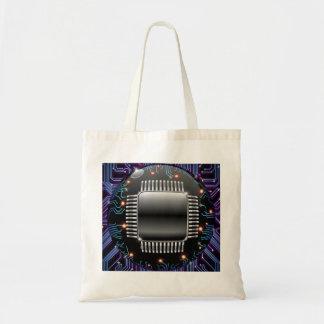 Bolso electrónico del circuito de la placa madre bolsas