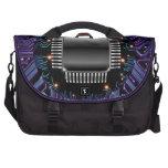 Bolso electrónico del ordenador portátil del circu bolsas para portátil