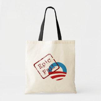 Bolso épico de la lona del fall de Obama Bolsa Tela Barata