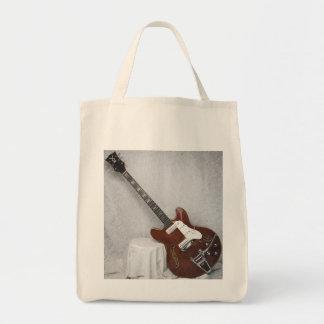 Bolso estupendo de la guitarra del lince de la voz bolsa tela para la compra