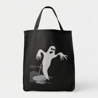 Bolso fantasmagórico de Halloween Bolsas De Mano