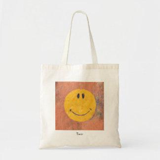 bolso feliz de la cara del renoir bolsa