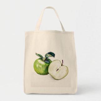 Bolso-flor de las compras del tote bolsas