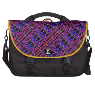 "Bolso ""fracturado"" del ordenador portátil del art  bolsas para portatil"