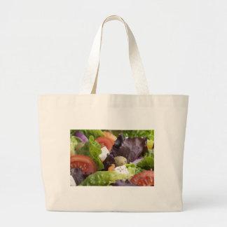 Bolso fresco del paño de la ensalada bolsas